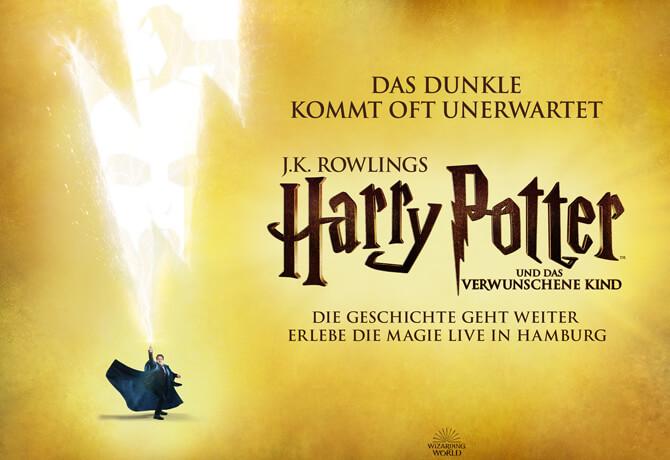 Harry Potter KeyVisual