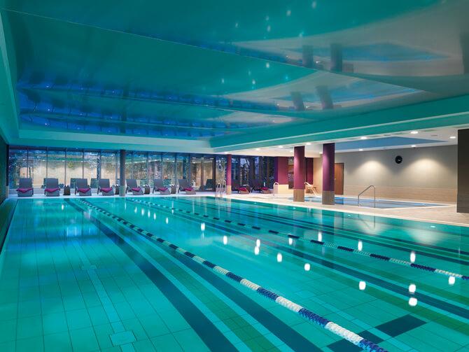 Aspria Uhlenhorst Indoor Pool