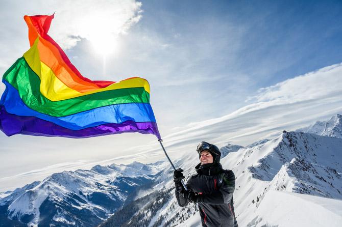 LGBT Aspen Snowmass Fahre
