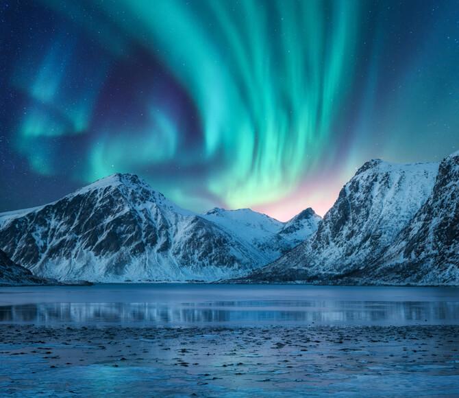 Aurora Borealis Norwegen