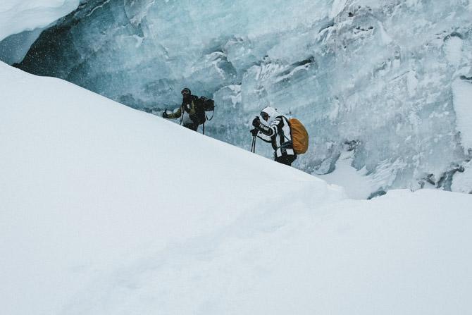 Schnalstal Gletscher