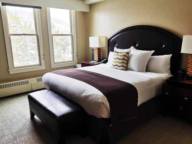 Limelight Aspen Doppelzimmer