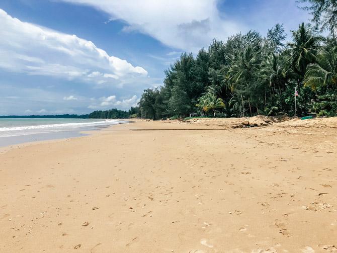 Thailand Khao Lak Strand
