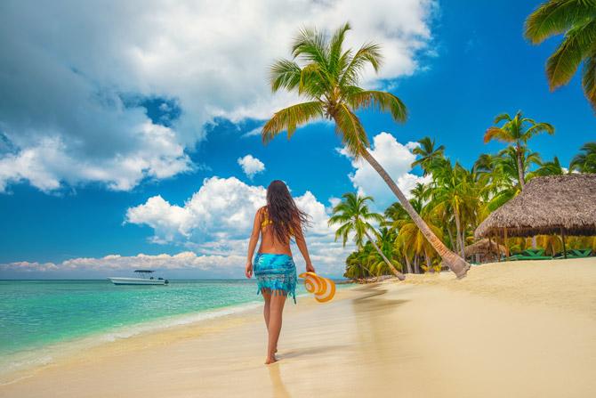 Jamaika Karibik Strand