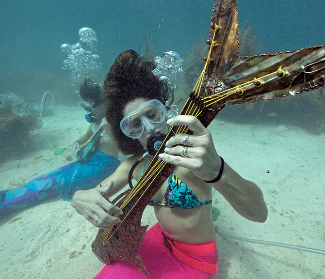 Meerjungfrauen Band Florida