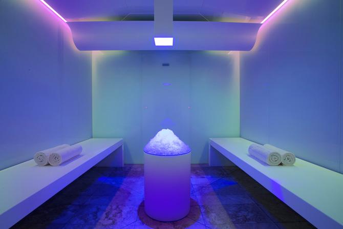 Mulia Spa Treatment Room