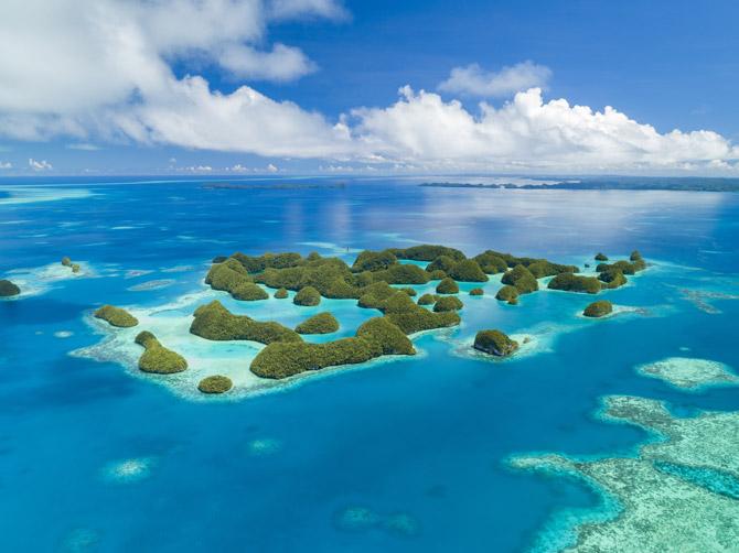 Palau Inseln