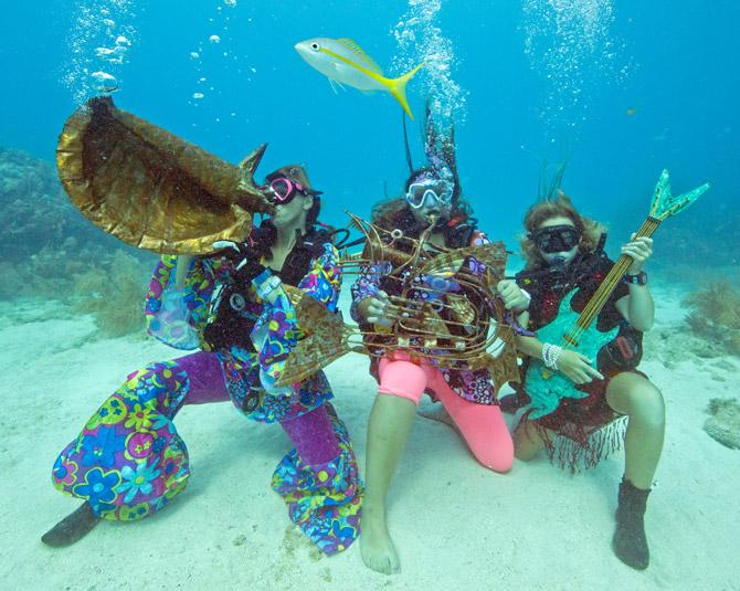 Underwater Music Festival 2017 Florida Keys