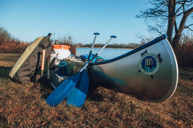Kanu und Ausrüstung von Viking Republic