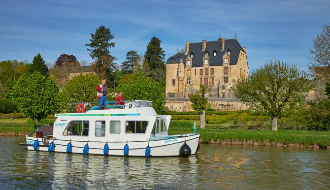Hausboot Locaboat Frankreich