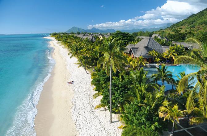 Dinarobin Beachcomber Resorts Hotels Mauritius