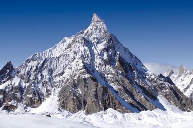 Der Berg K2