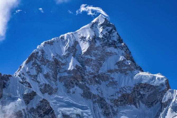 Der Berg Lhotse
