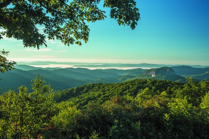 Blue Ridge Pkwy North Carolina