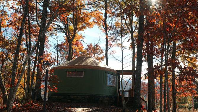 Sky Ridge Yurts
