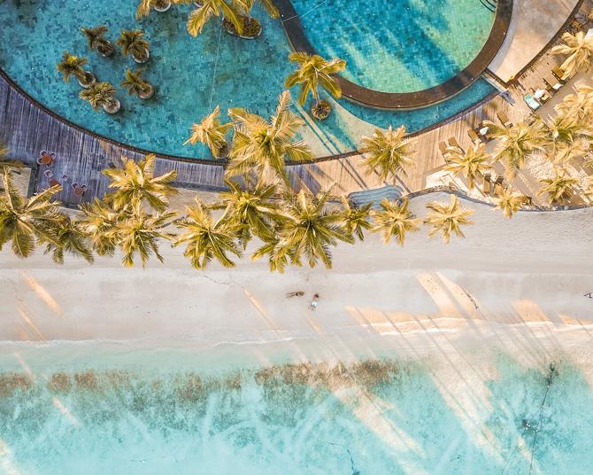 Trou aux Biches Beachcomber Hotels Mauritius