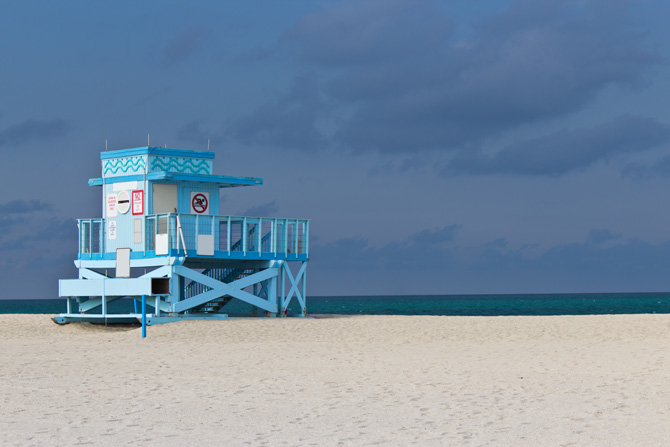 Haulover Beach Florida