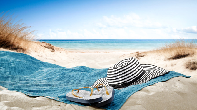 Little Banana Beach Zakynthos