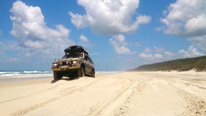 Samurai Beach Australien