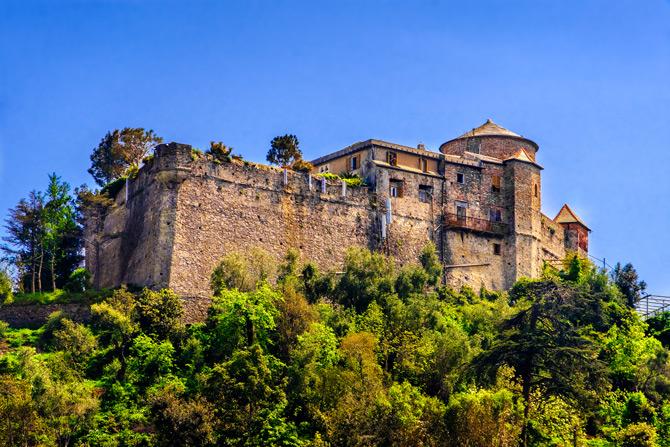 Brown Castle Portofino