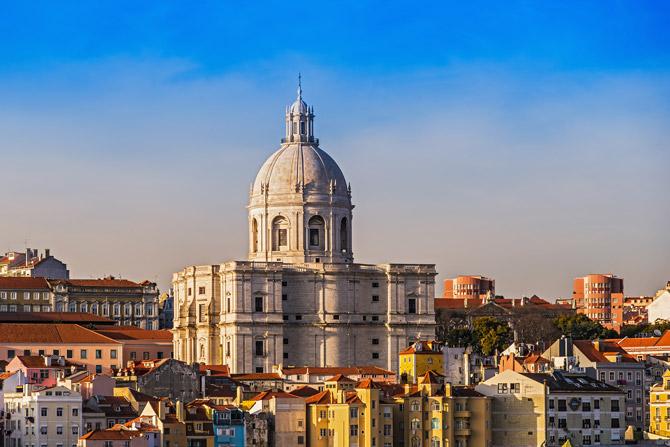 Igreja de Santa Engrácia Lissabon