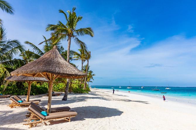 Kendwa Strand Sansibar
