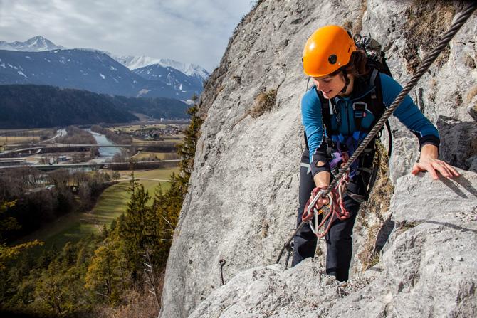 Klettern Innsbruck