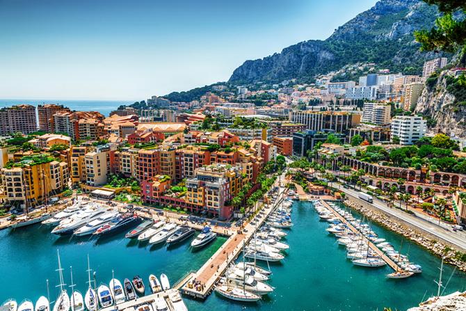 Monte Carlo Yachthafen