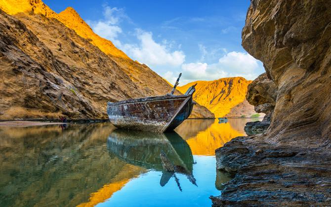 Oman; Bandar Al Khairan