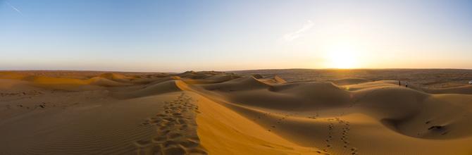 Rimal Al Wahiba Wüste im Oman