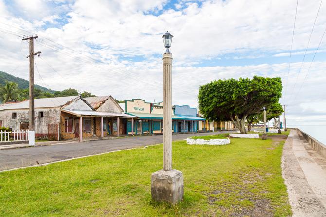 Fidschi-Inseln Levuka