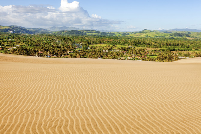 Sigatoka Dunes Nationalpark
