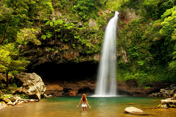Fidschi-Inseln Taveuni