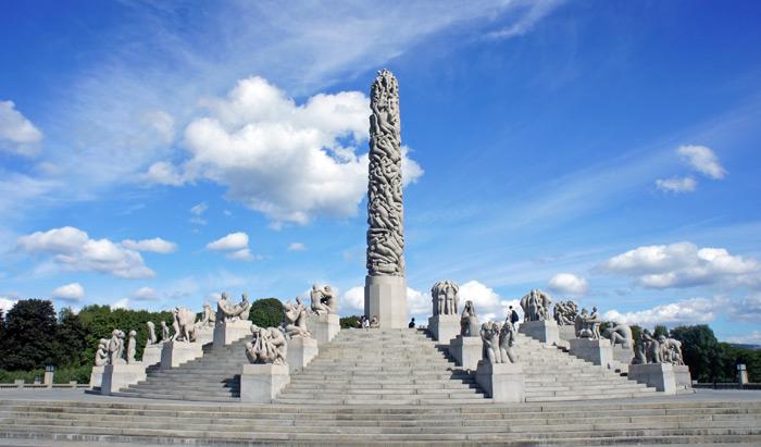 Vigeland Skulpturenpark