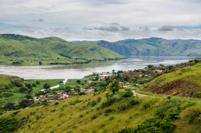 Die längsten Flüsse der Welt: Kongo