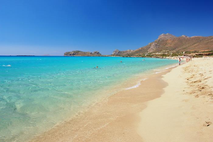 Strand von Falassarna
