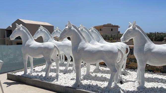 Robinson Ierapetra Pferde